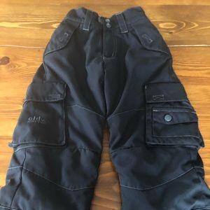 2T boys old navy snow pants